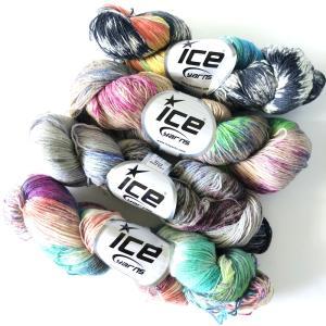 ICE Yarns 手染めソックヤーン|guild-yarn