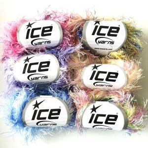 ICE Yarns ロング アイラッシュ毛糸|guild-yarn
