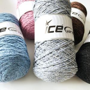 ICE Yarns マクラメコットン グリッツ毛糸|guild-yarn