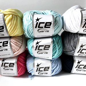 ICE Yarns ナチュラルコットンバルキー毛糸|guild-yarn