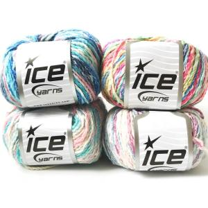 ICE Yarns パステルコットン毛糸|guild-yarn