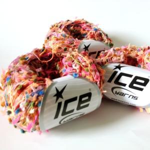 ICE Yarns ポンポン&ペーパー毛糸|guild-yarn