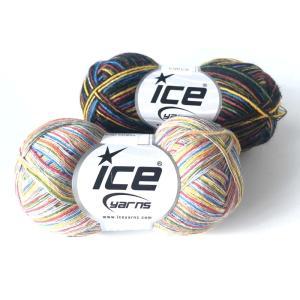 ICE Yarns SALEウィンターレインボー 毛糸|guild-yarn
