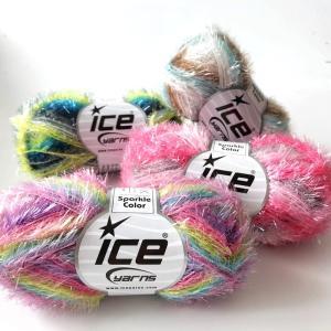 ICE Yarns スパークルカラー毛糸|guild-yarn