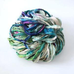 リサイクルサリーリボン breeze|guild-yarn