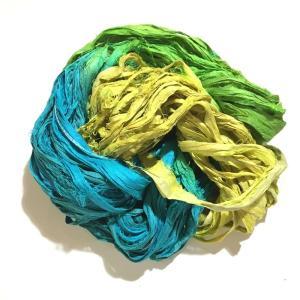 リサイクルサリーリボン Hawaiian|guild-yarn