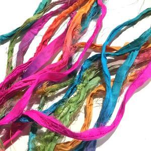 リサイクルサリーリボン Jaipur|guild-yarn|05