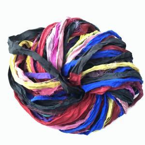 リサイクルサリーリボン vivid|guild-yarn|03