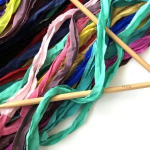 リサイクルサリーリボン vivid|guild-yarn|05