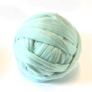 超極太メリノウール毛糸-バルキー ミント 1kg 大玉|guild-yarn