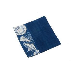 ・サイズ: 約10.5cmx10.5cm   ・素材 : 綿   ・縫製 : 日本  ・表面 : 番...