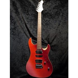 Aria Pro II MAF-8230 CP-SGRD (See Through Gradation Red)-《エレキギター》|guitarplanet|02