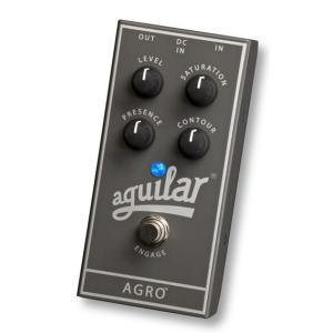 Aguilar AGRO PEDAL ベース用ディストーション/オーバードライブ 《エフェクター》|guitarplanet