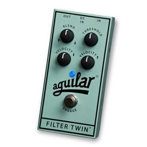 Aguilar FILTER TWIN ベース用エンベロープフィルター 《エフェクター》|guitarplanet