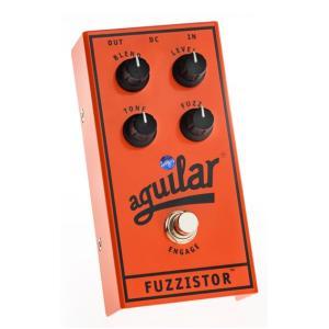 Aguilar FUZZISTOR ベース用ファズ 《エフェクター》|guitarplanet