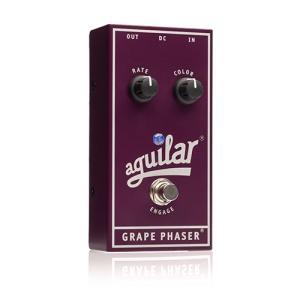 Aguilar GRAPE PHASER ベース用フェイザー 《エフェクター》|guitarplanet