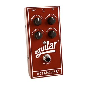Aguilar OCTAMIZER ベース用オクターバー 《エフェクター》|guitarplanet