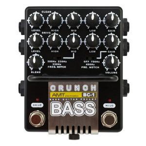 AMT Electronics BC-1 ベース用プリアンプ/オーバードライブ 《エフェクター》|guitarplanet