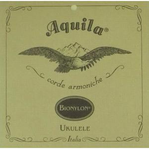 AQUILA 63U Bionylon テナーウクレレ弦セット | 1セット