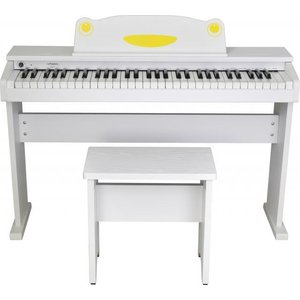artesia FUN-1/WH │ 61鍵盤キッズピアノ|guitarplanet