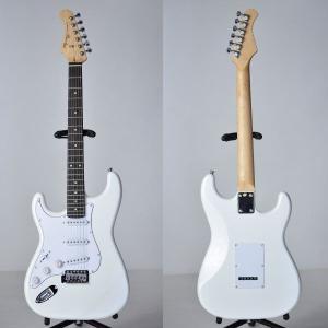 Bacchus Universe Series BST-1R-LH SW レフティ スノーホワイト《エレキギター》|guitarplanet