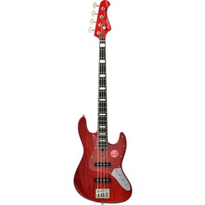 Bacchus WL4DX-ASH AC -Red Oil-《ベース》|guitarplanet