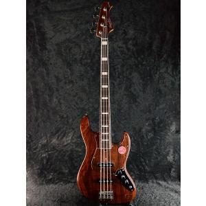Bacchus WL4DX-ASH -Brown Oil- 《ベース》 guitarplanet