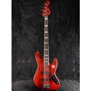 Bacchus WL4DX-ASH -Red Oil- 《ベース》 guitarplanet