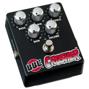BBE CRUSHER 《エフェクター》|guitarplanet