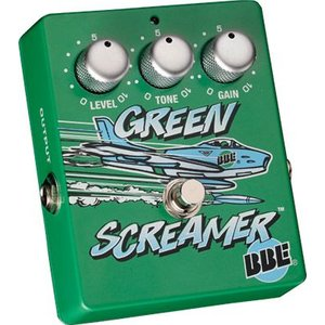BBE GREEN SCREAMER 《エフェクター》|guitarplanet