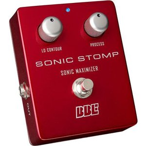 BBE Sonic Stomp SONIC MAXIMIZER | ACアダプター付 《エフェクター》|guitarplanet
