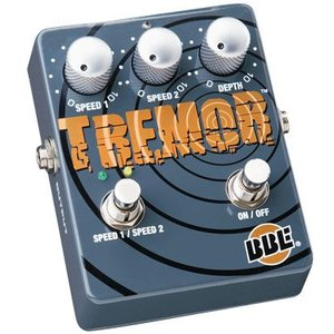 BBE TREMOR 《エフェクター》|guitarplanet