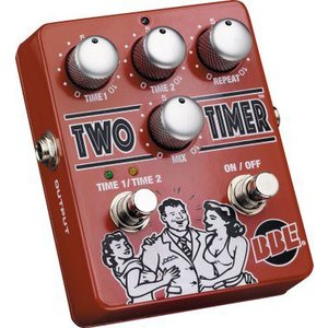 BBE TWO TIMER 《エフェクター》|guitarplanet