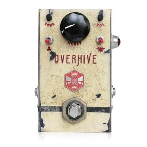 Beetronics OVERHIVE オーバードライブ 《エフェクター》|guitarplanet
