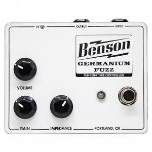 Benson Amps Germanium Fuzz ファズ 《エフェクター》 guitarplanet