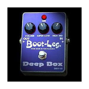 Boot-Leg Deep Box DBX-1.0 新品 イコライザー/ブースター 《エフェクター》|guitarplanet