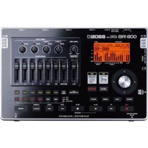 BOSS BR-800 Digital Recorder『ポイント5倍中!』【クーポン配布中!】|guitarplanet