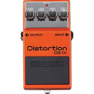 BOSS DS-1X Distortion 《エフェクター》|guitarplanet