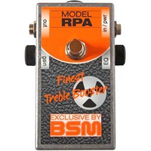 BSM RPA ブースター 《エフェクター》|guitarplanet