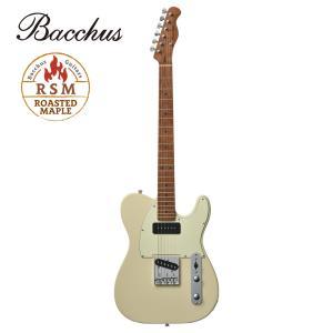 Bacchus Universe Series BTE-2-RSM/M -OWH- │ ホワイト《エレキギター》 guitarplanet