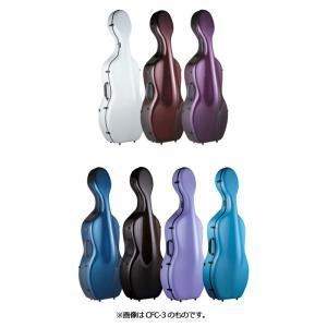 Carbon mac CFC-5 新品 チェロ用ハードケース ラージサイズ|guitarplanet