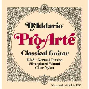 D'Addario 28-43 EJ45 Pro Arte Normal Tension|guitarplanet