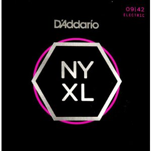 D'Addario 09-42 NYXL0942 Nickel Wound Super Light|guitarplanet