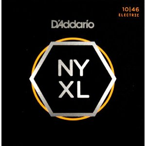 D'Addario 10-46 NYXL1046 Nickel Wound Regular Light|guitarplanet