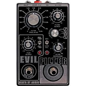 【新品特価】Death By Audio Evil Filter ファズ/フィルター 《エフェクター》 guitarplanet