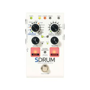 Digitech Strummable Drums SDRUM 《エフェクター》|guitarplanet