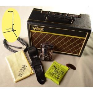 VOXアンプ付 | エレキギター入門セット!!|guitarplanet