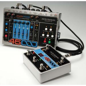 electro-harmonix 45000 & 専用フットコントローラーセット ルーパー 《エフェクター》|guitarplanet