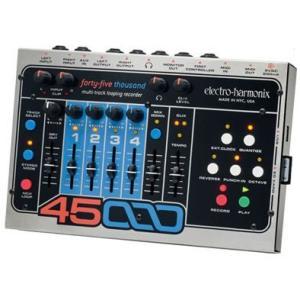 electro-harmonix 45000 マルチトラック・ルーピング・レコーダー 《エフェクター》|guitarplanet
