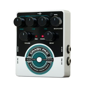 electro-harmonix Crash Pad Electronic Crash Drum 【純正アダプター付属】 《エフェクター》【クーポン配布中!】|guitarplanet